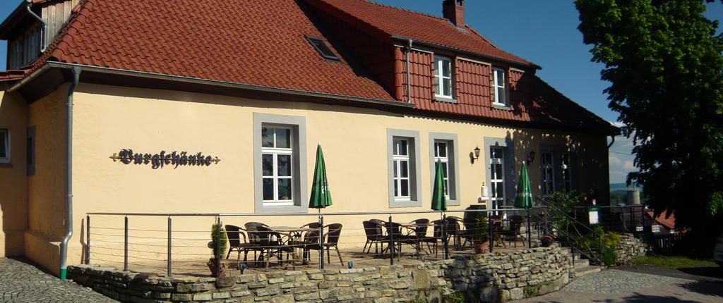 Burgschänke Salzderhelden - Burgschänke Salzderhelden